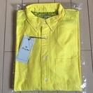 Men's Bigi 黄色 シャツ
