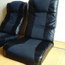 ポケットコイルハイバック座椅子