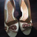 女性用靴Mサイズ CAMEL collection