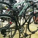 オープンセール  キズ有りアウトレット  丸石自転車 アパッシュ 黒