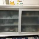 15日まで❗️キャスター付き食器棚