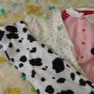 女の子新生児洋服✨