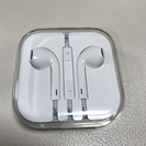 iPhone 正規品 イヤフォン