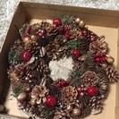 箱入り美品(今年11月購入)クリスマスリース