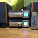 KENWOOD MD.CDラジオコンポ 値下げ‼️