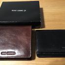 コムサの財布・カードケース2000円で売ります‼︎