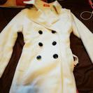 マーズ白コート