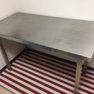 IKEA ステンレステーブル