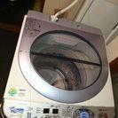 SANYO  全自動電気洗濯機  ASW-EC701 (W)