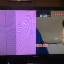 三菱REAL 37インチ HDD内臓Blu-ray