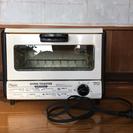 【取引終了】オーブントースター(白)