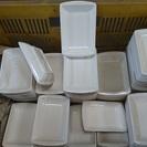 [無料]ティーパックトレー在庫100枚位 日本製(萬古焼)