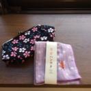【カランコロン 京がま口財布】