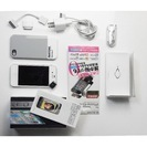 iPhone4 16GB白 pantoneケース+アクティベートカード
