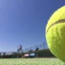 12日月曜日、テニスやりたい方どうぞ🎾