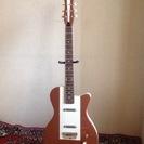 変わった見た目のギター