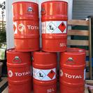 TOTAL F1用レースガソリンタンク