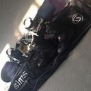 スノーボード(ビンディング・ブーツ・カバー付き)