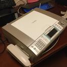 電話&ファックス&スキャナー&コピー複合機