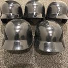 JSA公認 ソフトボール ヘルメット5個