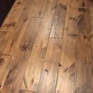 アンティークな床材