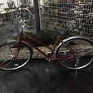 オートライト ギア付き自転車