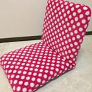 美品☆ ミニ座椅子