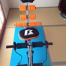 ファイティングロードトレーニングマシン