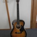 フォークギター(中国製)
