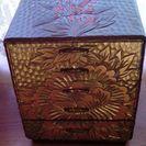 鎌倉彫り 整理箱