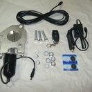 排気音量調整 無線エキゾーストコントロールバルブ ECV