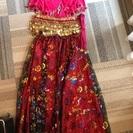 ベリーダンス衣装