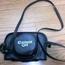 フィルムカメラ Canon QL17 ジャンク品