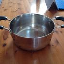 鍋 蓋なし
