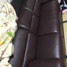 皮製 ソファー