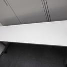 会議机 白180cm