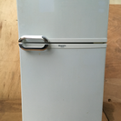 MORITA 88L 2ドアノンフロン冷蔵庫