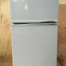 TECO 88L 2ドア冷蔵庫 2013年製