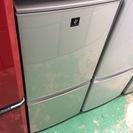 【送料無料】【2012年製】【激安】冷蔵庫 SHARP SJ-PD...