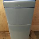 SHARP 2ドア冷凍冷蔵庫 140L SJ-14G