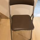 パイプ椅子貰ってください。
