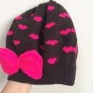 美品☆GAPbaby☆かわいいニットベレー帽