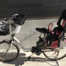 ギュット 子供乗せ電動自転車 難あり