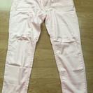 ピンクのパンツ!