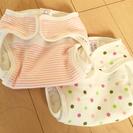 新品 オムツカバー 50〜60新生児用、日本製