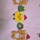 交渉中(良品)クリスマス雑貨 リラックマ雑貨