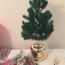 卓上  クリスマスツリー