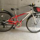 ブリジストン製 子供用 自転車  クロスファイアJR 26インチ
