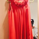 【RayBEAMS】オレンジドレス