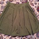 カーテン生地 スカート